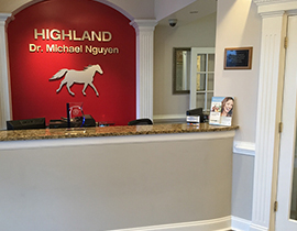 Highland Dental - Front Desk