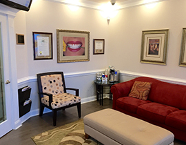 Highland Dental - Lobby